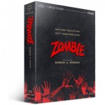 Jaquette Zombie (Collector 4 blu-ray + Livre)