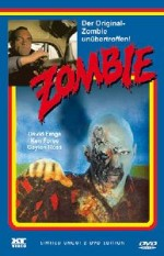 Jaquette Zombie - Dawn of the Dead - Limited Edition Cover B EPUISE/OUT OF PRINT