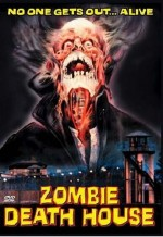 Jaquette Zombie Death House (Cover A)
