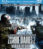 Jaquette Zombie Diaries 2 : World of the Dead (Blu-ray + DVD + Copie digitale)