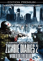 Jaquette Zombie Diaries 2 : World of the Dead (�dition Premium)