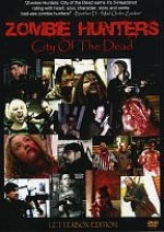 Jaquette Zombie Hunters: City Of The Dead (Season One, Vol. 2)