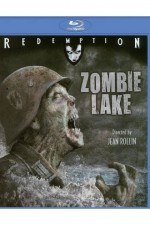 Jaquette Zombie Lake