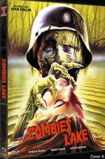 Jaquette Zombie Lake (Cover A - DVD + Bluray)