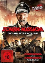 Jaquette Zombie Massacre - Double Feature