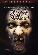 Jaquette Zombie Nation