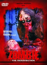 Jaquette Zombie The Resurrection EPUISE/OUT OF PRINT