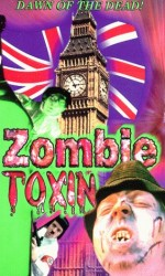 Jaquette ZOMBIE TOXIN EPUISE/OUT OF PRINT