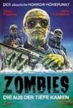 Jaquette ZOMBIES DIE AUS DER TIEFE KAMEN SHOCK WAVES EPUISE/OUT OF PRINT