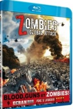 Jaquette Zombies : Global Attack
