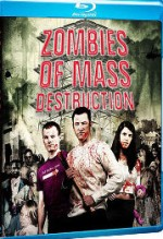 Jaquette Zombies of Mass Destruction