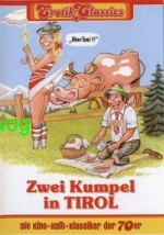 Jaquette Zwei Kumpel in Tirol EPUISE/OUT OF PRINT