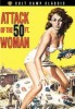 Pochette Attack of the 50 Foot Woman - DVD  Zone 1