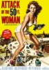 Pochette Attack of the 50 Foot Woman EPUISE/OUT OF PRINT - DVD  Toutes zones