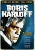 Pochette Boris Karloff Horror Flicks Collection - DVD  Zone 1