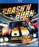 Pochette Crash'n Burn - BLURAY  Toutes zones