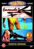 Pochette Emanuele 3, The Daughter of Emanuelle, Body Chemistry 4 - DVD  Toutes zones