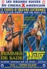 Pochette Femmes de Sade - Water power - DVD  Zone 2