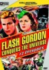 Pochette Flash Gordon Conquers the Universe - 12 épisodes - DVD  Zone 2