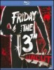 Pochette Friday the 13th - BLURAY  Zone A