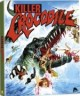 Pochette Killer Crocodile 1 & 2 EPUISE/OUT OF PRINT - BLURAY  Zone A