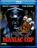 Pochette Maniac Cop - BLURAY  Zone A