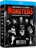 Pochette Monsters Collection  - BLURAY  Zone B