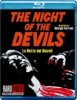 Pochette Night of the Devils (Raro) - BLURAY  Zone A