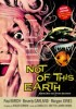 Pochette Not of This Earth - DVD  Zone 2