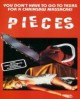 Pochette PIECES - DVD  Zone 2