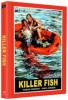 Pochette Piranhas 2 - Die Rache der Killerfische - Cover E - BLURAY  Zone B