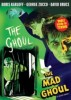 Pochette The Ghoul + The Mad ghoul - DVD  Zone 2