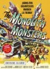 Pochette The Monolith Monsters EPUISE/OUT OF PRINT - DVD  Zone 2